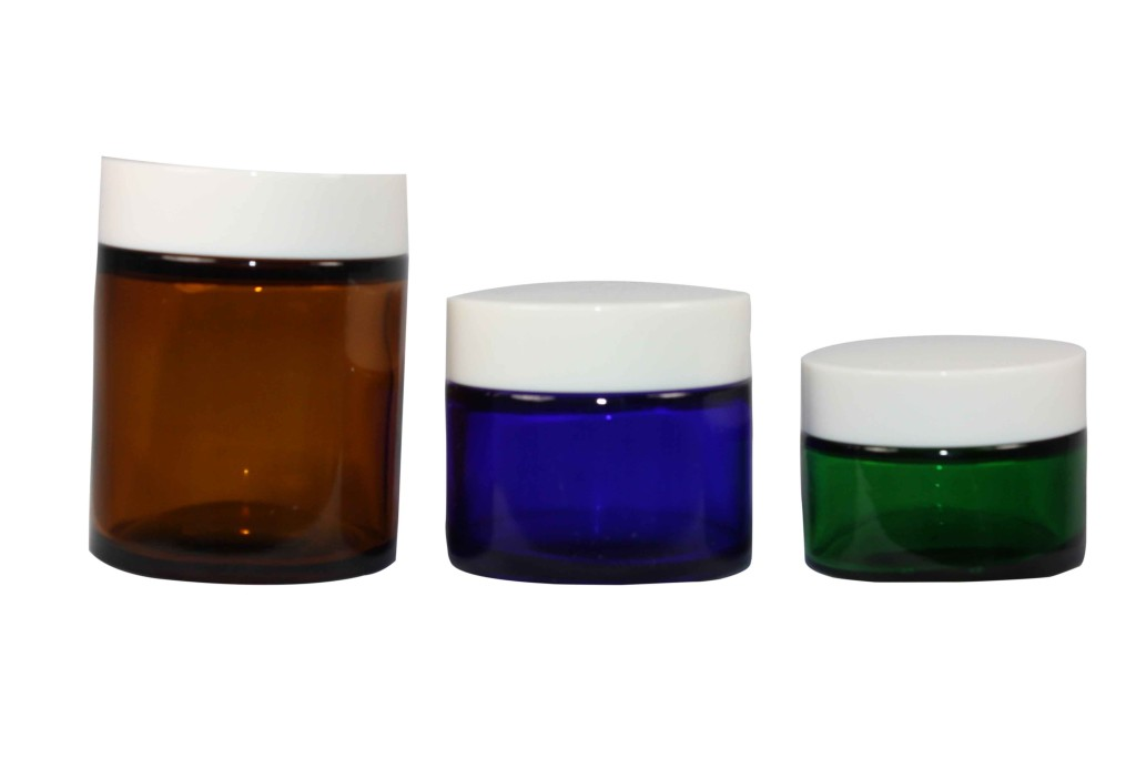 Glass Jars With Cap