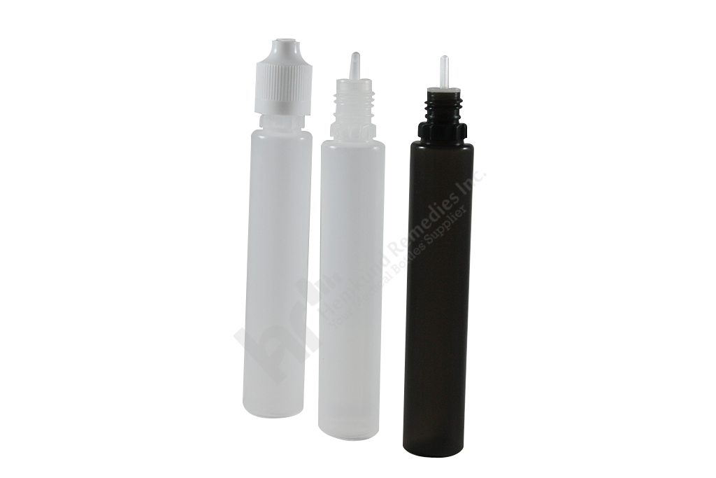 Unicorn bottles/ Pen Style LDPE bottles with CRC T/E cap